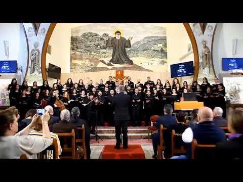 جوقة جامعة سيدة اللويزة -  أشرق النور  - NDU Choir - فصح 2019