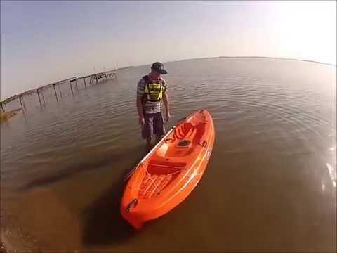 Estrenando Kayac 25 04 2015