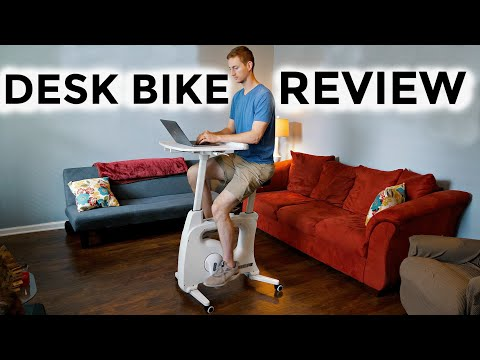 Best Desk Bike? FlexiSpot Deskcise Pro Review!