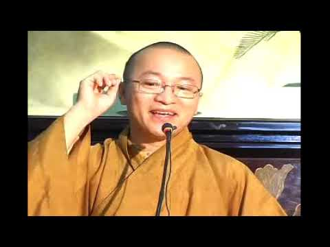 Quyết Nghi Về Nghiệp Và Luân Hồi (Phần 2-2) (22/10/2006) Thích Nhật Từ