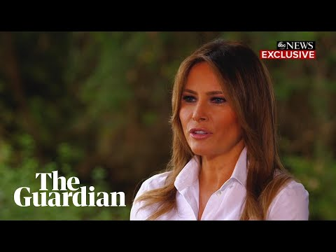 'I have more important things to think about' says Melania Trump of Donald's alleged affairs