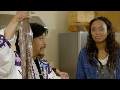 Octo-Bourbon Bacon With Chef Edward Lee And Aisha Tyler