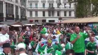 preview picture of video 'GAWA Budapest Sweet Caroline'