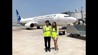 【影片回顧】香港大專生36天內地航空業實習計劃2019