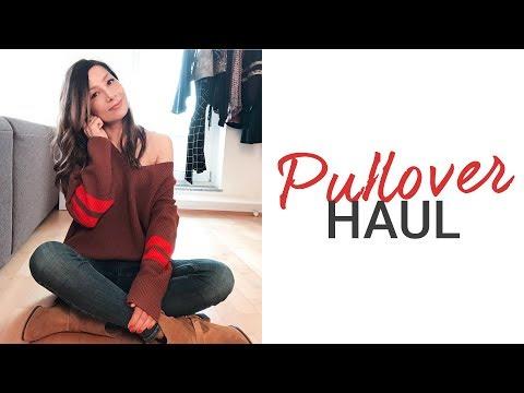 Pullover Haul Herbst 2018 | Welches Material ist das beste bei Pullis? | natashagibson