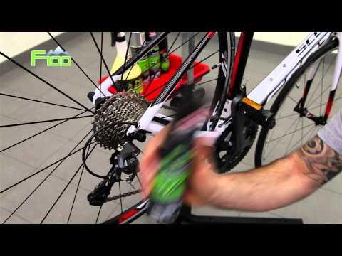 Fahrradkette richtig pflegen und schmieren Anleitung – mit F100 Kettenöl