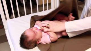 Safe Sleep Practices: How to correctly swaddle your baby