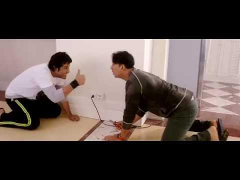 Entertainment movie(2014)  funny scene...!!!