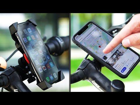 Handy-Halterungen fürs Fahrrad - Smartphone-Halterungen im Vergleich | CHIP