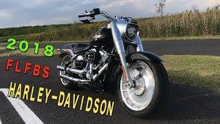 2018 Harley-Davidson FLFBS