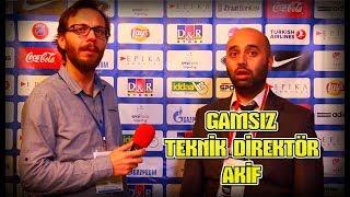 Gamsız Teknik Direktör Akif 13   VAR, Finansal Fair Play, DM den yürümek...