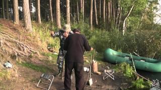 Тверская область озеро савинское рыбалка