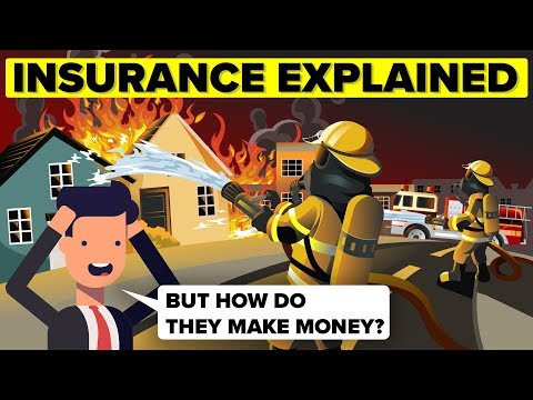 , title : 'Insurance Explained - How Do Insurance Companies Make Money and How Do They Work