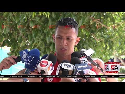"""AMÉRICA - JUNIOR (LIGA AGUILA 2017): """"ESTAMOS FUERTES, TENEMOS HAMBRE DE GLORIA"""", JAMES"""