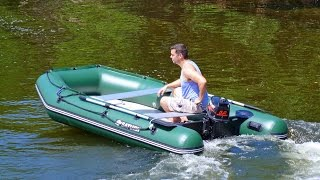 See Saturn SD330W Inflatable Boat in action!