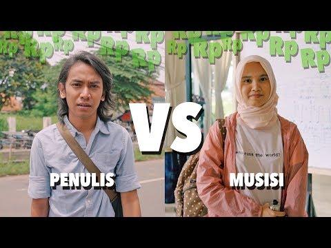 WEEKEND PENULIS VS MUSISI DI JAKARTA