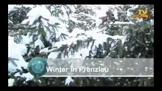 preview picture of video 'Winter in Prenzlau 2010'