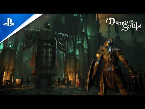 Launch Trailer PS5 de Demon's Souls Remake