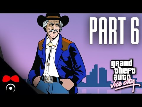 LETADÝLKO A ZÁCHRANA LANCE! | Grand Theft Auto: Vice City #6