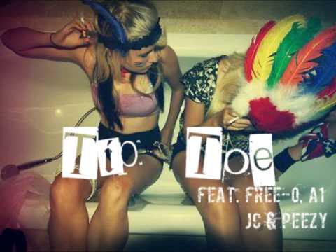 Tip Toe Feat. Free-O, A1, JC & Peezy [STLT]