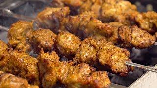 Маринад для шашлыка из свинины с луком и специями. Рецепт от Всегда Вкусно!
