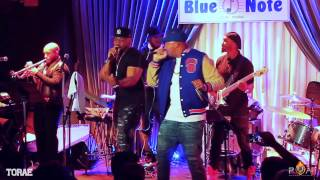 Torae - Blue Yankee Fitted (ft. Skyzoo) (Live)