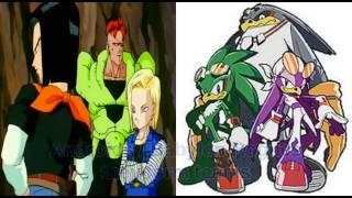 65 Similarities Between Sonic and Dragon Ball