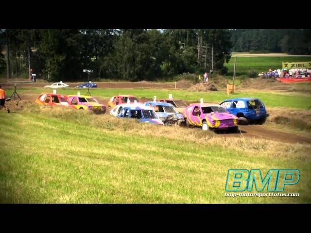 Autocrash Schweiggers 2011