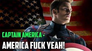 Captain America (America F#ck yeah! - Team America: World Police) Montage | Trailer