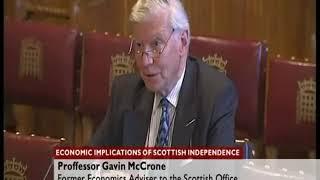 McCrone - North Sea Oil and the Economics of Scotland