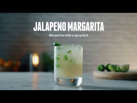 How to make a Jalapeno Margarita | Cocktail Recipes