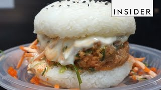 Sushi Burger Is The Ultimate Food Hybrid