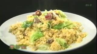 上海料理の超人・孫関義「TV紹介02・BS1雲チャーハン」