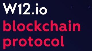 W12 ICO — Безопасные инвестиции на блокчейне / Обзор ICO W12 по-русски