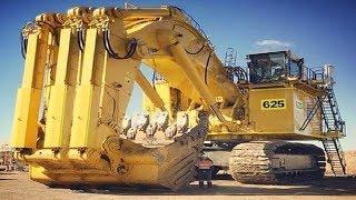 Heavy Dangerous Largest Work Equipment Mega Machines- World Mega Machines Excavator Heavy Equipment