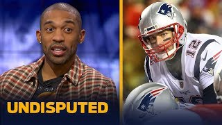 Orlando Scandrick on why he likes the Patriots to top the Chiefs at home | NFL | UNDISPUTED