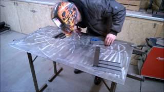 CD Regal bauen