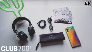 Unboxing JBL CLUB 700BT | Wireless On-Ear Bluetooth Kopfhörer 2020 4K