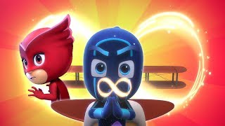 PJ Masks Episodes | CLIPS | ✨ Ninja Magic on Mystery Mountain 🌋 Superhero Cartoons for Kids