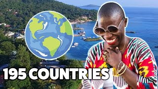 How I Plan To Be The First Black Woman To Travel To Every Country In The World