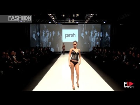 PARAH CPM Moscow Fall 2015 2016 - Fashion Channel