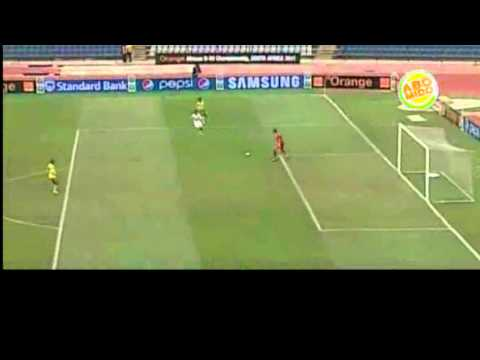 شباب مصر يتأهلون لمونديال 2011 بهدف في جنوب إفريقيا