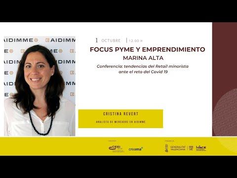 Focus Pyme Marina Alta 20: tendencias del Retail minorista ante el reto del Covid19[;;;][;;;]