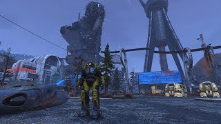Exploring Watoga - Fallout 76 - February 17, 2019