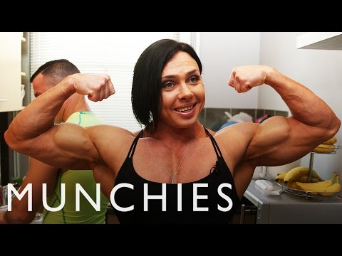 , title : 'The Diet of a Champion Female Bodybuilder'