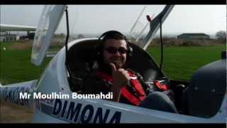 preview picture of video 'Vol d'initiation Super Dimona Vol à Voile à Compiègne'