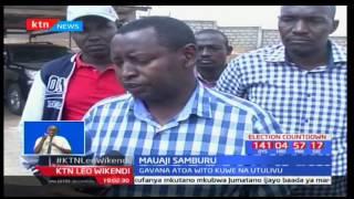 Watu kumi wauwawa katika kaunti ya Samburu baada ya kushambuliwa na wavamizi