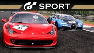 GRAN TURISMO SPORT Gameplay German #1 – Beginn der Karriere | Lets Play GT Sport Deutsch