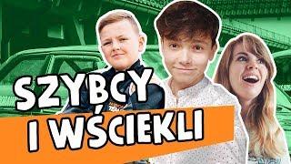 🏁 SZYBCY i WŚCIEKLI z Olsikową 😂 gość: Jaś Borawski| Tymbark SHOW #8