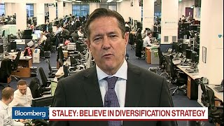 We Believe in Diversification Strategy, Says Barclays's Staley
